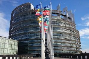 Steven Woolfe Europosel - Parlament Europejski - UKIP - bojka