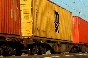 Pociag towarowy z Chin do Wielkiej Brytanii - zakupy w Chinach - aliexpress