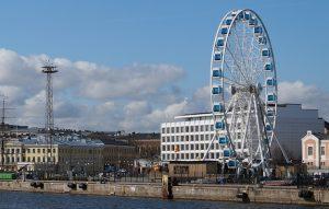 Finlandia Helsinki bezpieczenstwo turystyka