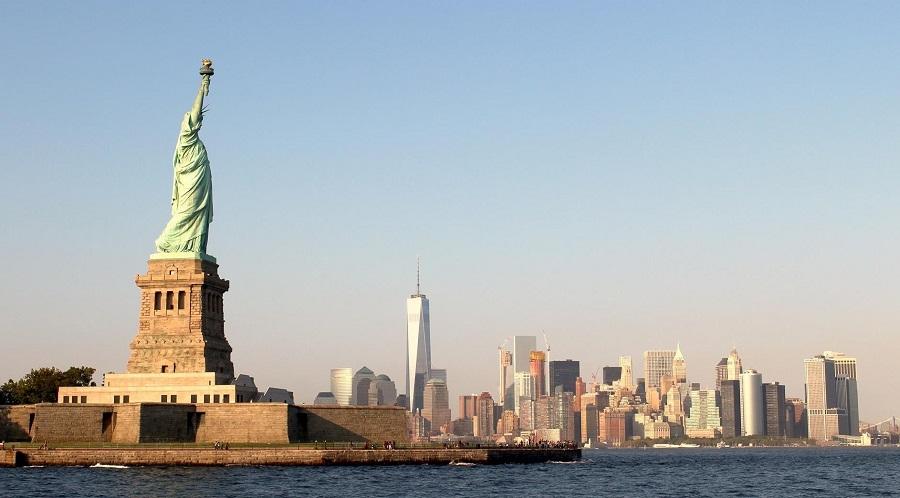 nowy jork statua wolności
