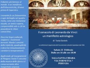 Il Cenacolo di Leonardo da Vinci- un manifesto astrologico
