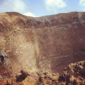 (Italiano) Il Vesuvio- incubatrice della Terra