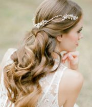 effortless chic boho bridal hairstyles