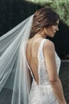 Theodore Pearl Chapel Wedding Veil Tania Maras Bespoke Wedding Headpieces Wedding Veils - Wedding Veil, 3 Meter White Ivory Cathedral Wedding Veils Long Lace Edge Bridal Veil With Comb Wedding Accessories Bride Veu Wedding Veil Bridal Veil With Comb Cathedral Wedding Veilwedding Veil Aliexpress