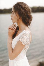 beautiful braided wedding hairstyles bridal