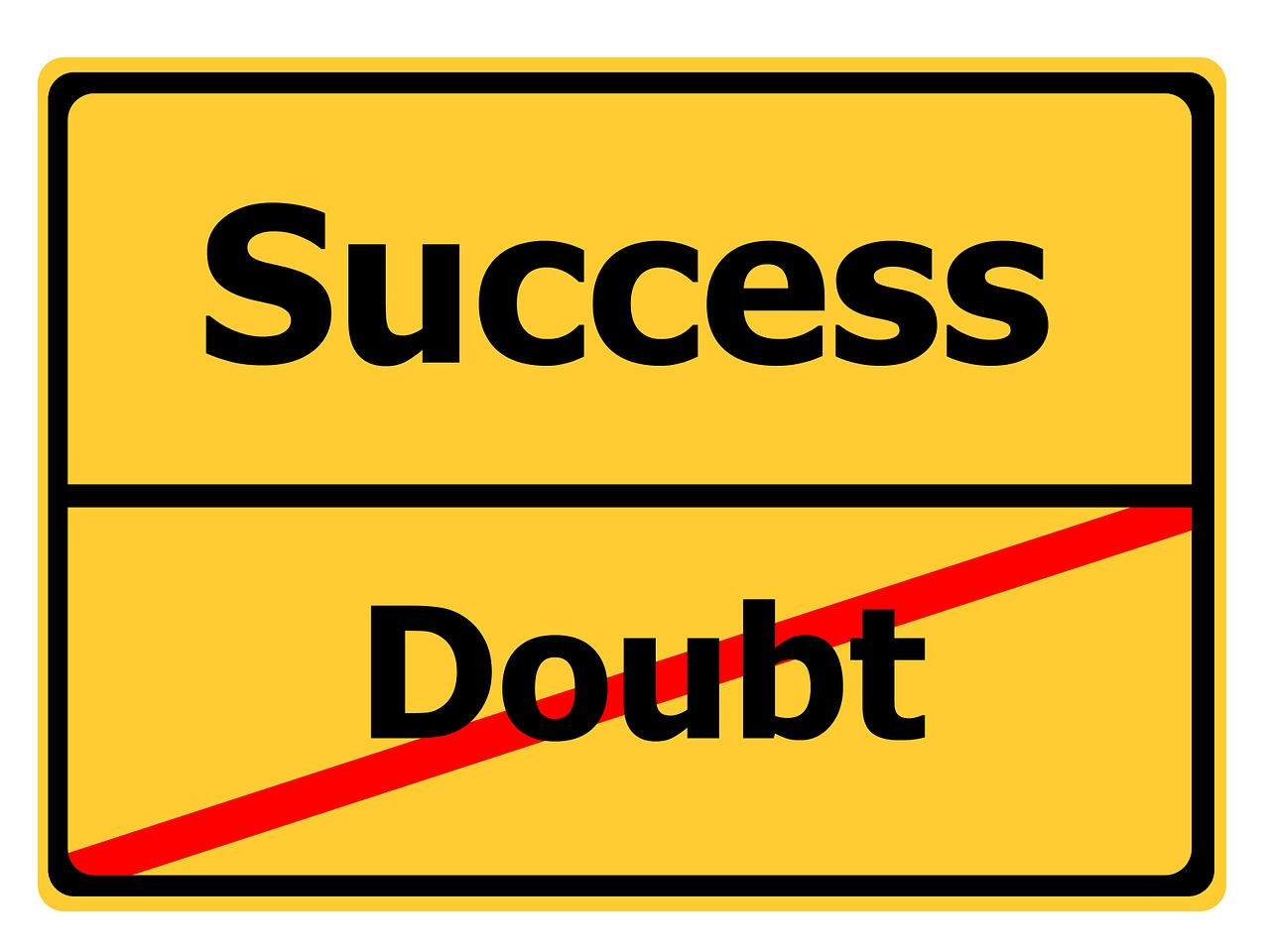 How to Nudge Doubt Away
