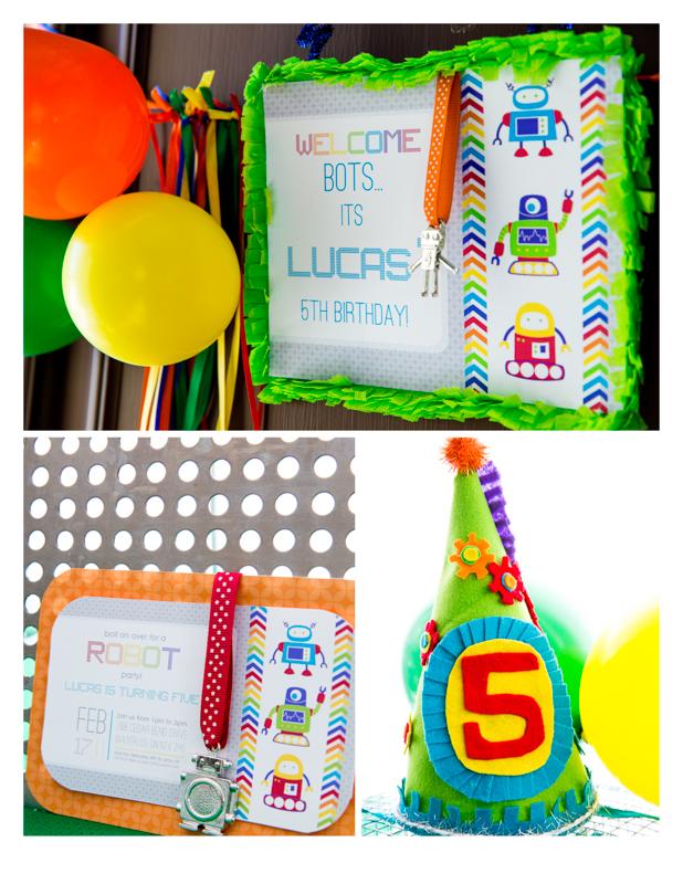 Lucas is 5