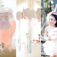 Dreamy Unicorn Magic Birthday Party
