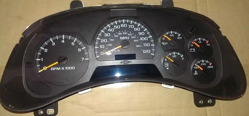2005 Chevy Silverado Dash Lights 2005 Circuit Diagrams