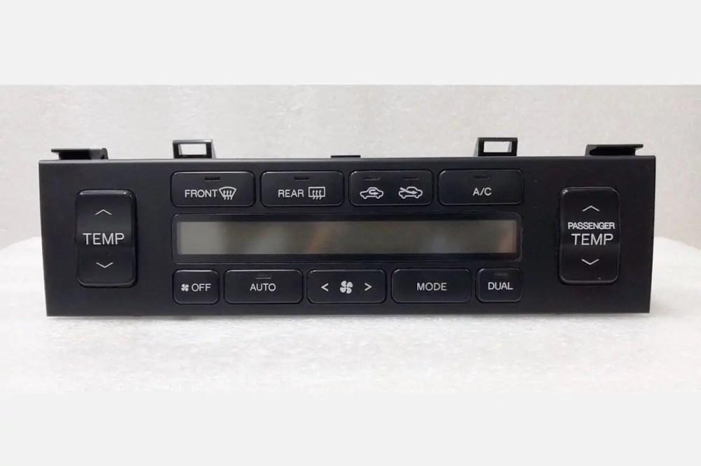 medium resolution of 1995 1997 lexus ls400 climate control repair