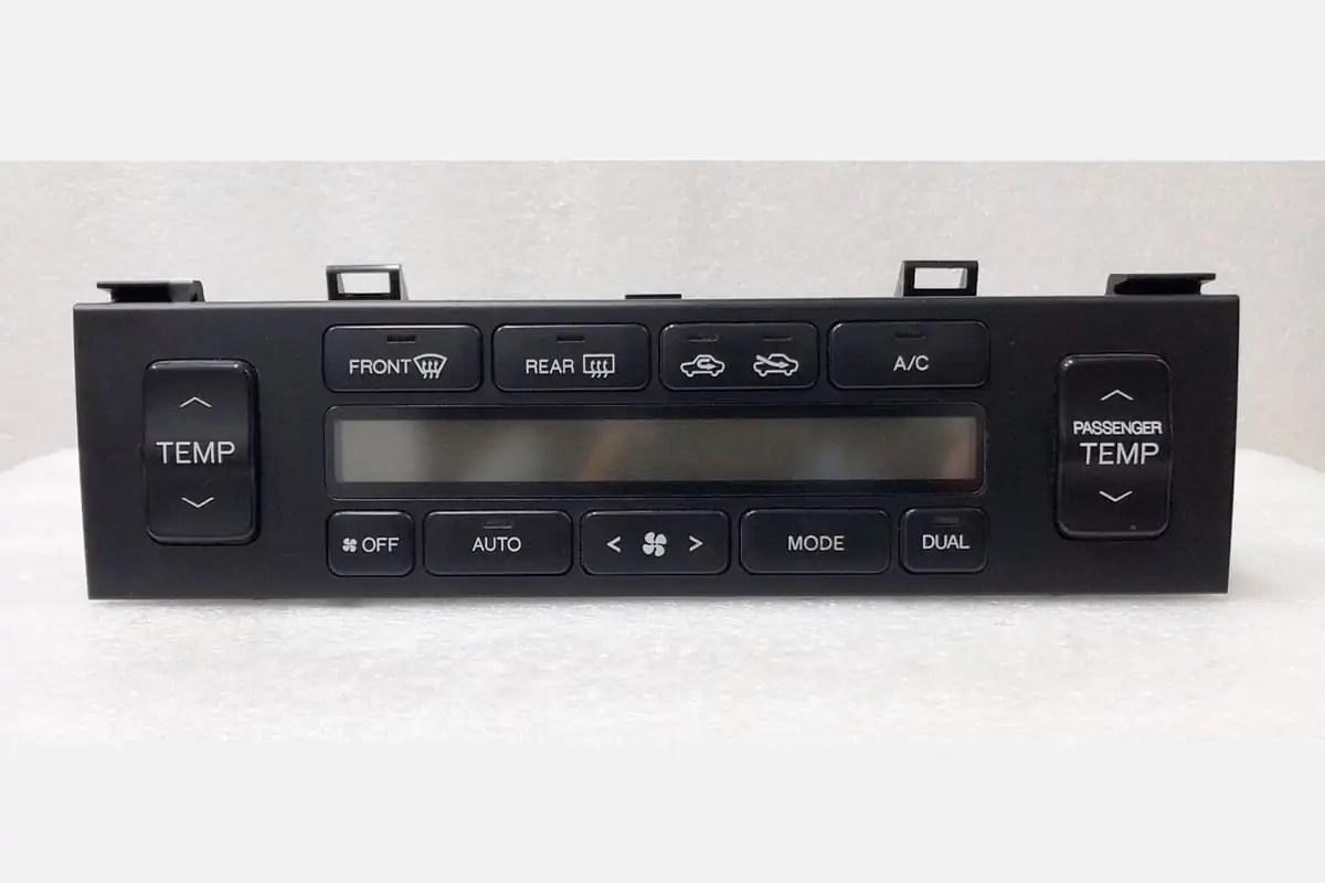 hight resolution of 1995 1997 lexus ls400 climate control repair
