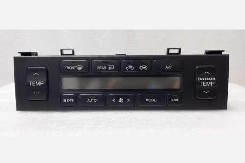 small resolution of 1995 1997 lexus ls400 climate control repair