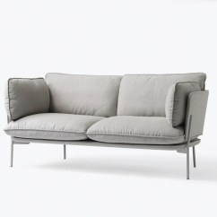 Cloud 9 Sofa Tufted Navy Blue Velvet By Andtradition Luxury Interior Design Online Shop