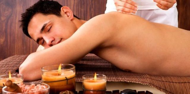 Full Body Massage Service in Jaipur - Female to Male Body Massage