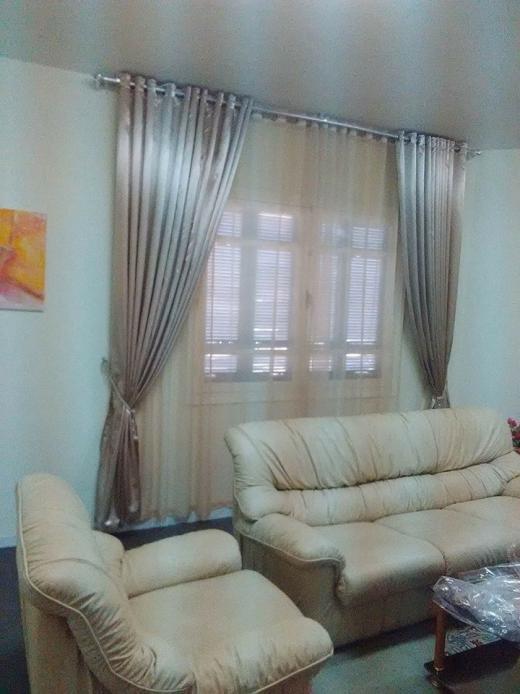 rideau avec design meubles et