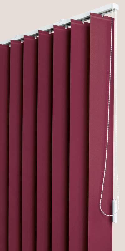 store et rideau vertical meubles et