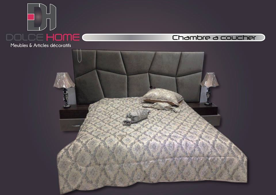 Meuble DOLCE HOME Chamber Coucher Yahia Meubles Et