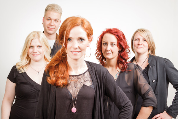 Unser Friseur Team in Wegberg  Tanja Jakobs FRISEURE