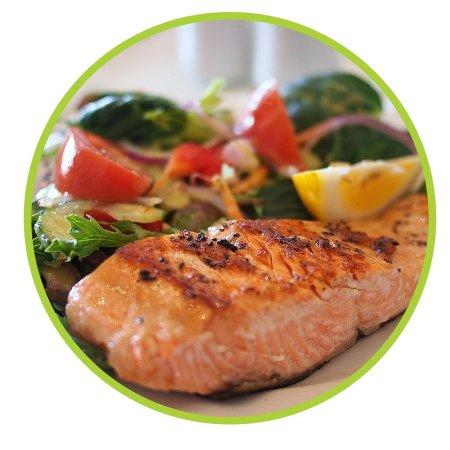 Salmon circle