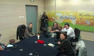 Iz studija Radio Beograda