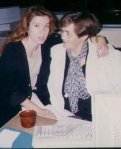 Tanja i mama