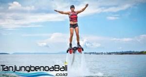 Flyboard Bali di Tanjung Benoa – Pacu Adrenalin Kamu Disini!