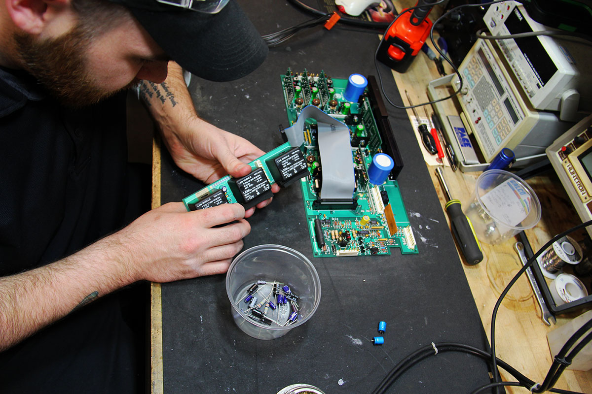 Electronic Circuit Testing