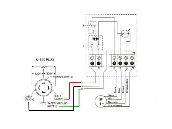 Well Pump Wiring Schematic