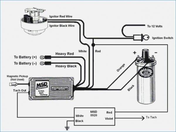 Msd Ignition 6200 Wiring Diagram