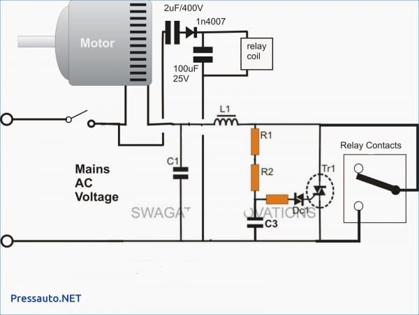 Square D Magnetic Motor Starter Wiring Diagram