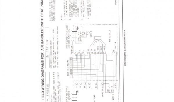 Trane Weathertron Thermostat Manual