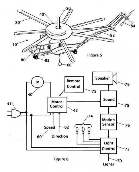 Ceiling Fan Internal Wiring Diagram