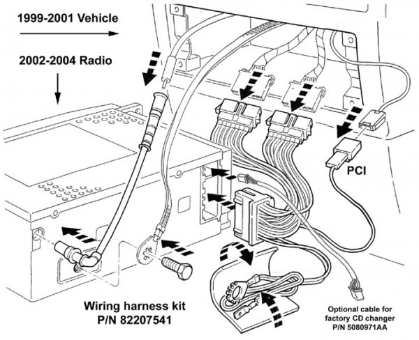2004 Jeep Liberty Stereo Wiring Diagram