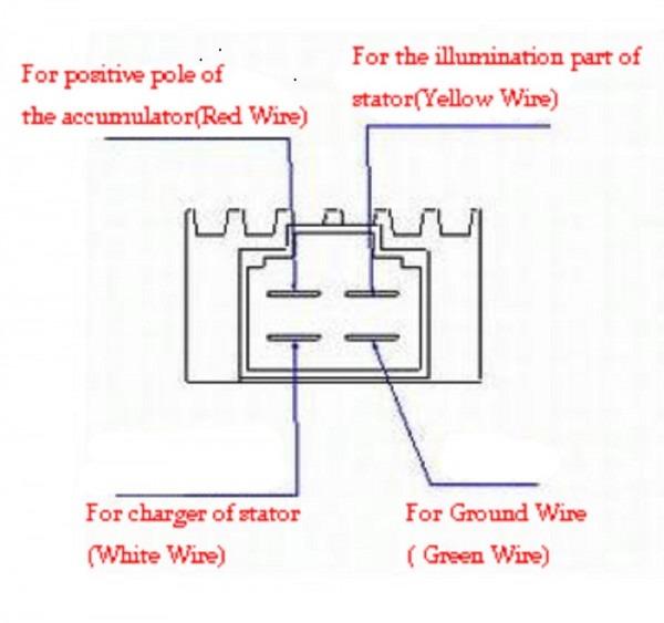 4 wire voltage regulator wiring diagram  pietrodavicoit