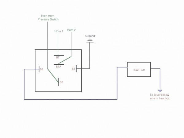 diagram 6 post relay wiring diagram full version hd quality