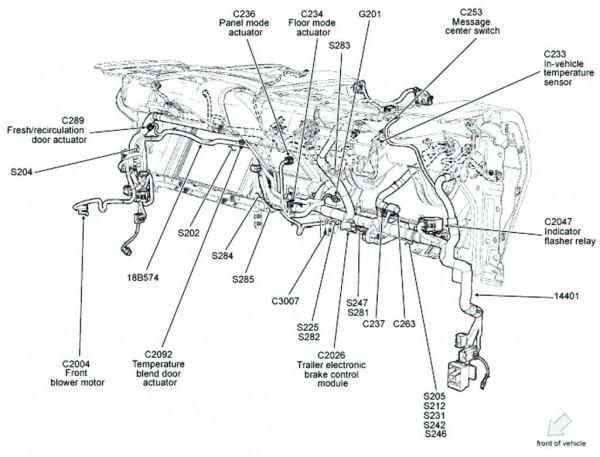Ford 5.4 Firing Order Diagram