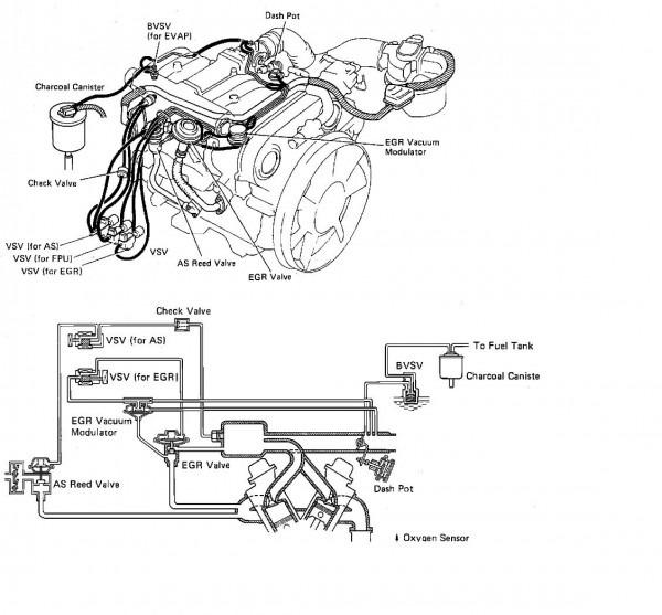 Toyota 4runner Parts Diagram