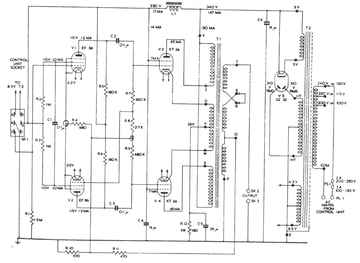 hight resolution of graphic equalizer schematic