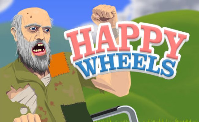 Happy Wheels Tankius