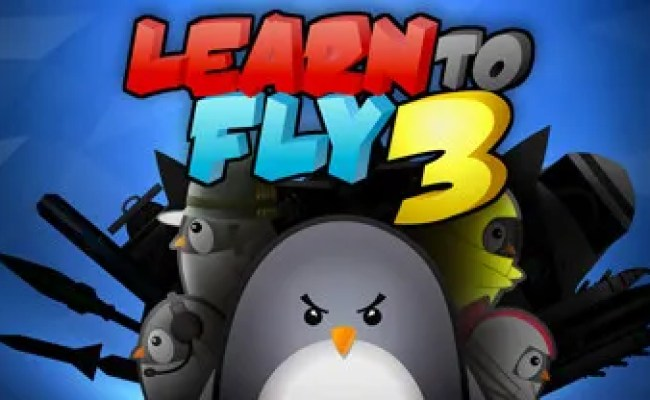 Play Learn To Fly 3 Game For Free Unblocked Hacked