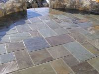 Patio Slate Tile Repair. outdoor slate tile slate patio ...