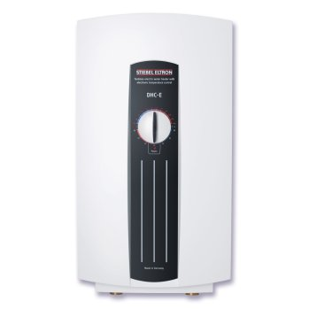 StiebelEltron DHC-E12 E Electric Tankless Water Heater