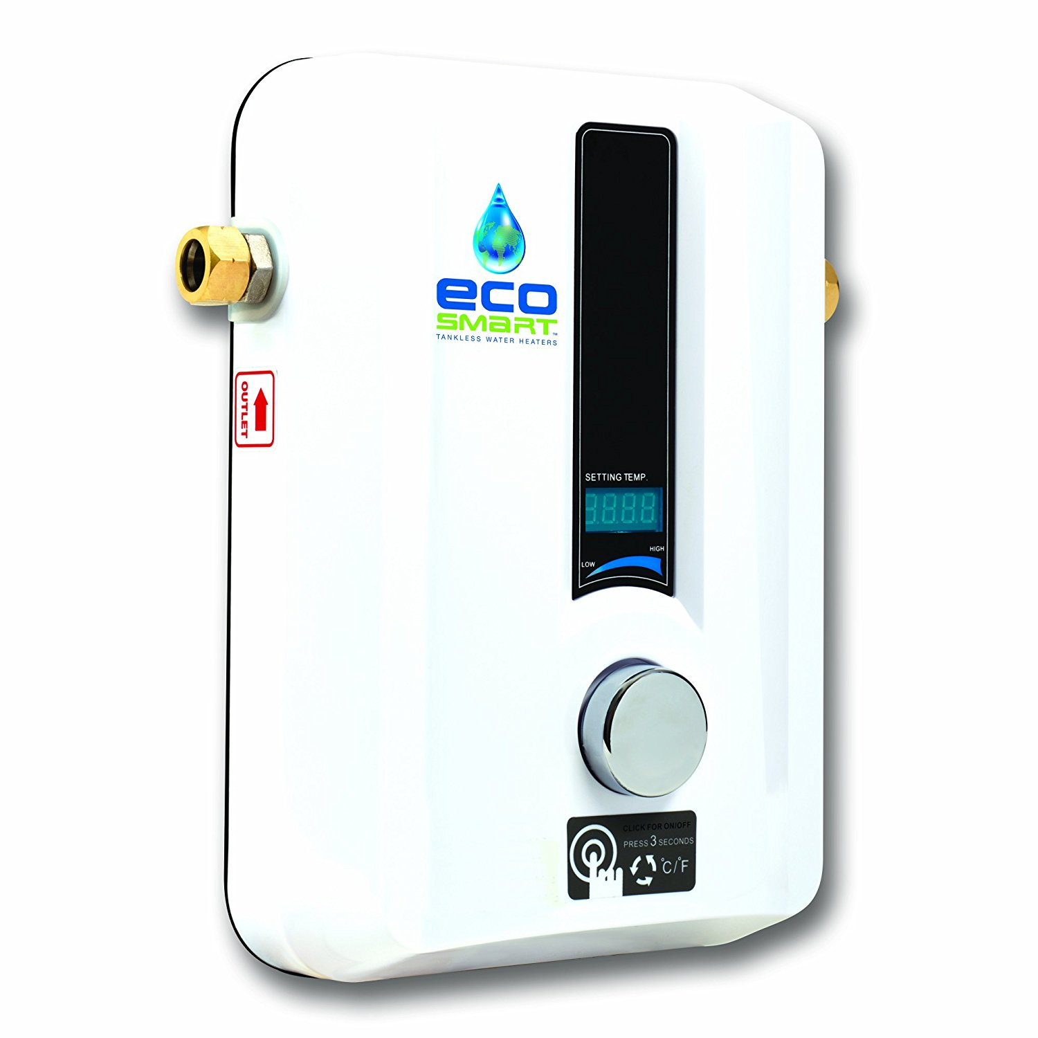 EcoSmart ECO 11 Electric Tankless Water Heater
