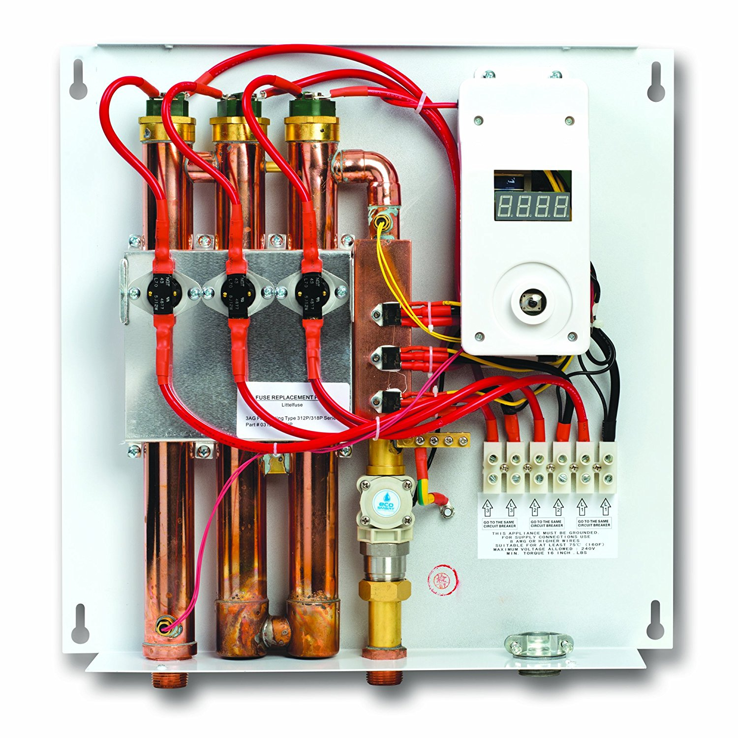 Ecosmart ECO 24 at 240-Volt Electric Tankless Water Heater