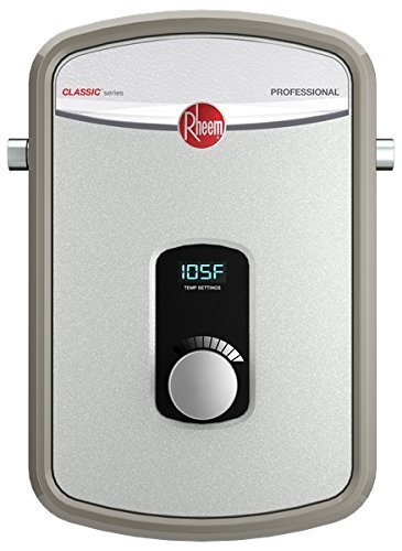 Rheem RTEX-08 240V Heating Chamber Residential Tankless Water Heater