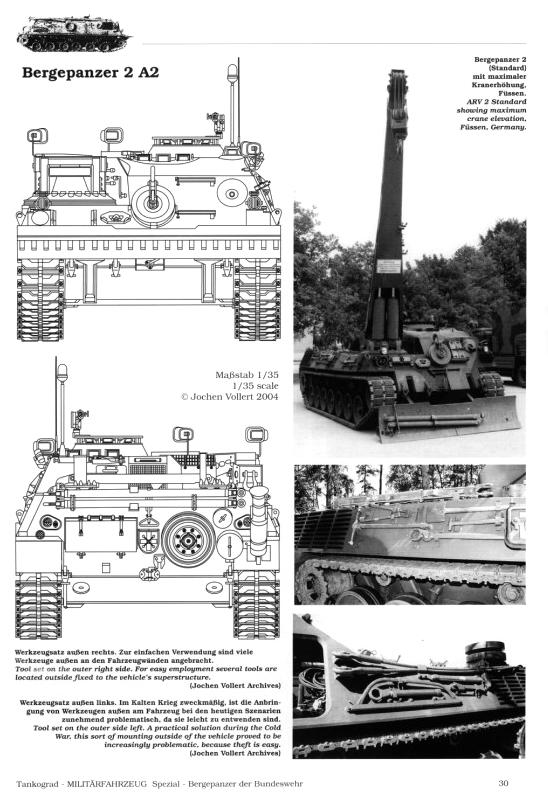 Die Bergepanzer der Bundeswehr und Deutsche Bergetechnik