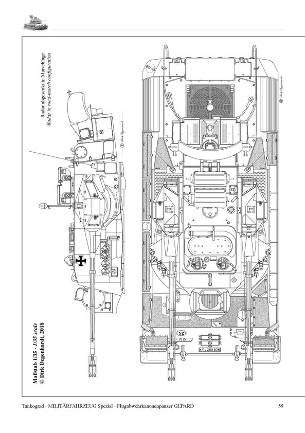 GEPARD Der Flugabwehrkanonenpanzer Gepard im Dienste der