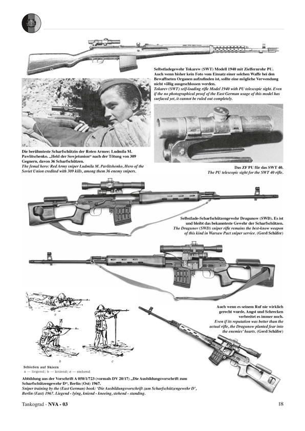 NVA 03: Fahrzeuge und Waffen der Nationalen Volksarmee und