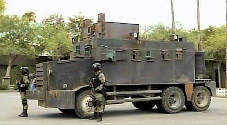 narco truck