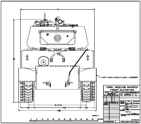 M4A3E2 Jumbo Assault Tank